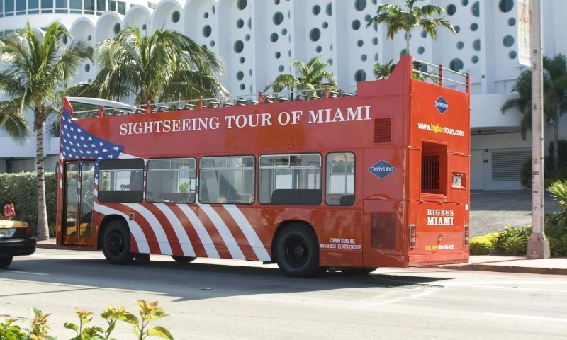 Welcome to Big Bus Miami